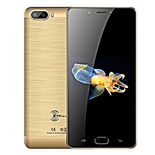 S9 4G Phablet 5.5 inch Android 7.0 MTK6737 Quad Core 2GB RAM 16GB ROM - GOLD