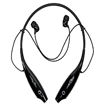 Wireless Bluetooth Headphones - Black