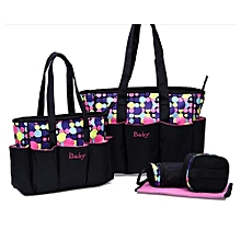 5 Piece Diaper  BABY Bag