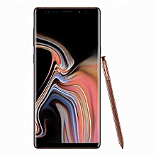 "Galaxy Note 9 - 6.4"" - 128GB - 6GB RAM - 12MP Camera - Single SIM - Copper."