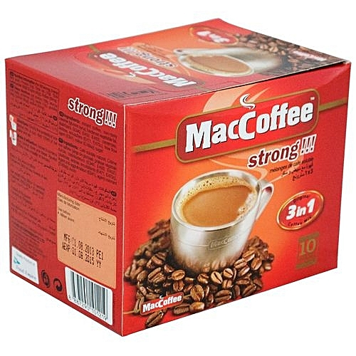 Strong 3in1 - 10 Sachets x18g