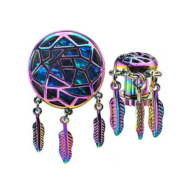 Buy Fashion Fashion Stainless Steel Colorful Dream Catcher Feather Awesome Dream Catcher Tunnels