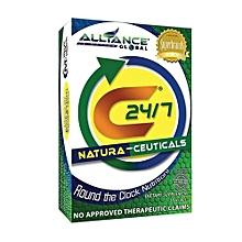 C24/7 NATURA CEUTICALS - 30 capsules