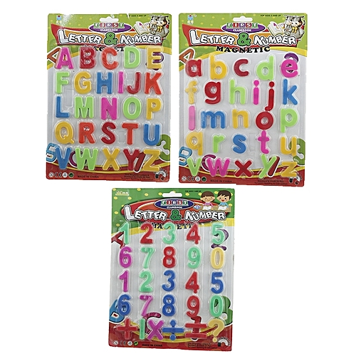 Duka Letu Magnetic Letters And Numbers For Kids Puzzles And