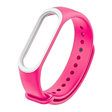 Colorful Silicone Wrist Strap Watch Band for Xiaomi Mi Band 3