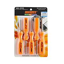JAKEMY JM-999 Professional Portable 5 in 1 Screwdriver Set Repair Tool Kit for Cell Phone Tablets