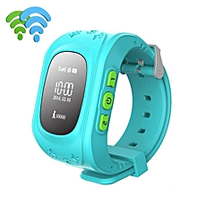 Anti-lost Children Smart Watch GPS Positioning Bluetooth Wrist For Android BU