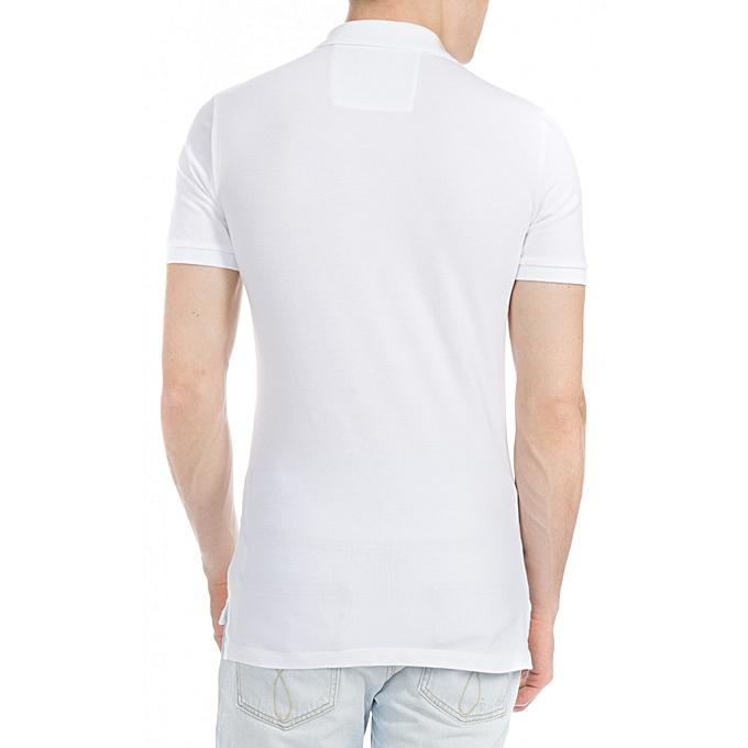 Picon Polo Shirt White Men