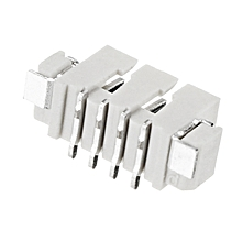 Excellway 50 Pcs Wire to Board Connectors Housing Wire Connector Terminal WAFER To LED