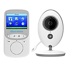 2.4G Digital Wireless Baby Monitor LCD Audio Video Security Camera