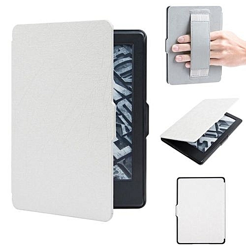 Smart Ultra  Magnetic Case Cover For Amazon Kindle (8th Generation) 6 Inch WH