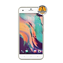 "Desire 10 Pro  - 5.5"" - 64GB - 4GB RAM - 20MP Camera - Dual SIM - 4G/LTE – White."