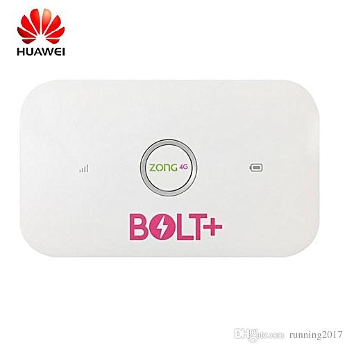 Universal Huawei 4G MiFi Supports Safaricom, Airtel & Telkom