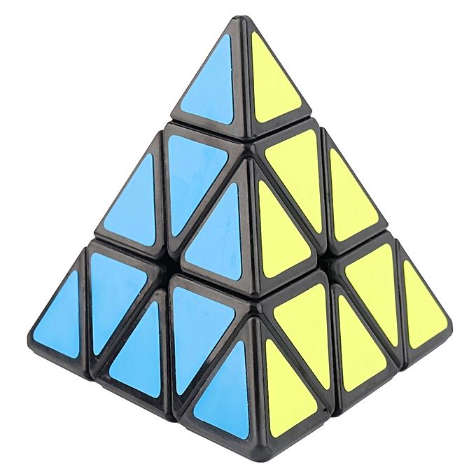 Allwin Moyu Pyraminx Triangular Pyramid Shaped Speed Magic Puzzled
