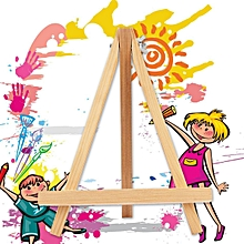 Durable Wood Wooden Easels Display Tripod Art Artist Stand Painting Rack #9*15.5cm