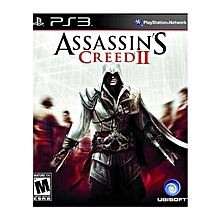 PS3 Game Assassin's Creed 2