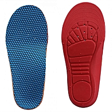 【Big Sale】Orthopedic Orthotics Arch Support Shoe Insoles Inserts Pad For Children 19~23
