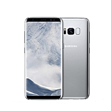 Galaxy S8+ Edge 6.2 Inches (4GB,64GB) Single SIM  - Silver