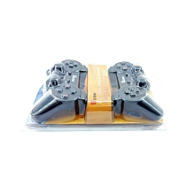 PC USB Dualshock JoyPad - 2 Pieces - Black