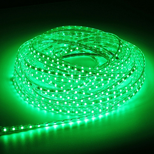 14m 5050 Led Flexible Tape Rope Strip Light Xmas Outdoor Waterproof 110v 220v