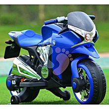 Safety electric motorcycle children ride on toy car with MP3 SD and led light,early education G1800