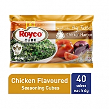 Chicken Cubes - pack of 40 cubes