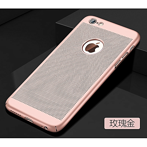 huge selection of fa741 4f1a6 For Iphone 6s Plus Fashion Luxury Hard Back Plastic Case For IPhone 6 Plus  Case Cover Hollow Out Protection Phone Shell Dissipate Heat Phone Case For  ...