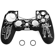 Cool Design Protective Silicone Case For Sony PS4 Controller - White