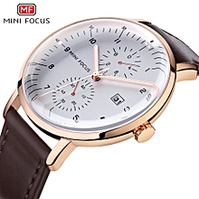 Top Luxury Brand Watch Fashion Sports Cool Men Quartz Watches Leather Wristwatch For Male