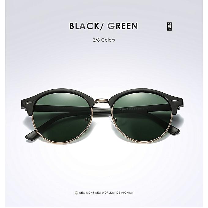 227f66cffb0 Grace Round HD Polarized erika Sunglasses Men Vintage Sun glasses Colorful  Fashion Women Pink oculos de