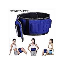 Electric Slimming Belt- Blue