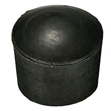 4 X Rubber Furniture Table Chair Leg Floor Feet Cap Cover Protector Anti Scratch 22mm