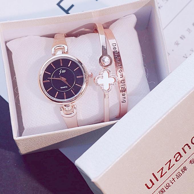 Creativity Practical Birthday Gift Girl Bracelet Watch 520 I