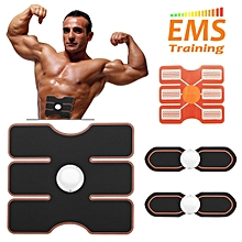 Wireless smart fitness equipment abs fitness equipment muscle trainer fitness abdominal massage instrument