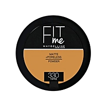 Fit Me Powder - Toffee 330