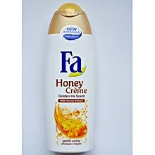 Honey Crème Shower Gel -250ml