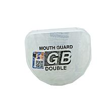 Mouthguard Snr Double Gb Natural- Natural-