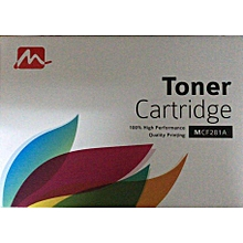 Toner MCF281A Black Toner Cartridge Compatible For HP