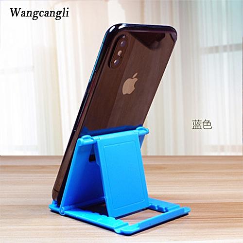 eea997120c Generic Universal Adjustable Foldable CellPhone Tablet Desk Stand Holder  Smartphone Mobile Phone Bracket for iPad Samsung iPhone KANFU