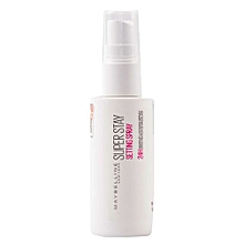 Superstay 24 hr Setting Spray