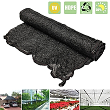 50% Shade Netting & For Privacy Screening Windbreak Garden Fence Net 2 x 6m