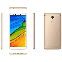 "M5i -  4G LTE - 5.7"" - 4GB RAM - 64GB - 13MP+8MP Beauty Selfie - Fingerprint Unlock - Dual SIM - 4000 mAH Battery - Rose Gold + Free Case"