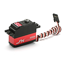 JX PDI-2506MG 25g Metal Gear Micro Digital Servo for RC Helicopter-