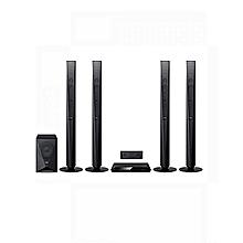 1000W DVD HOMETHEATRE SYSTEM, BLUETOOTH, 5.1CH, DAV-DZ950 - Black