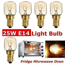 5X Appliance Fridge Microwave Oven Light Bulb 220V E14 Pygmy Screw In Light Bulb