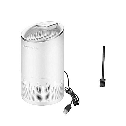 USB Powered Electric LED UV Light Mosquito Killer Flies Insect Trap Lamp  Bug Zapper