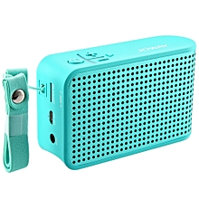 JOWAY BM020 Portable Wireless Stereo Bluetooth 4.0 Outdoor Speaker Support Hands-free AUX Input TF Card Playing BLUE