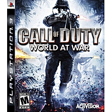 PS3 Game Call of Duty World at War