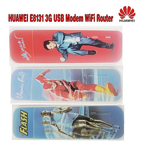 Lot of 20pcs 21 6Mbps HUAWEI E8131 3G USB Modem Router With Sim Card Slot  Support 5 WiFi