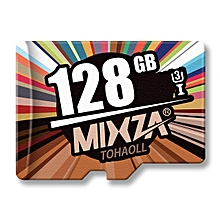 Mixza U3 128GB The Colorful Series High-speed Memory Card